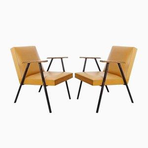 Mid-Century Armchairs, 1960s, Set of 2