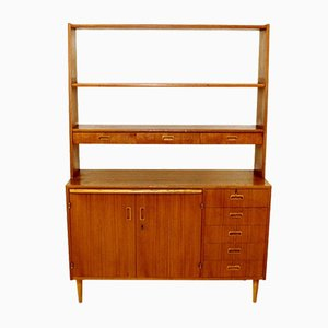 Wall Unit with Storage Space, 1960s