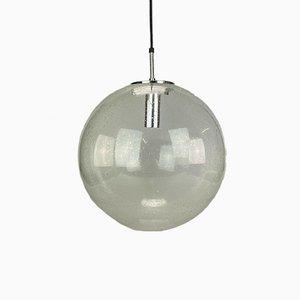 Kugel Deckenlampe von Limburg, 1960er
