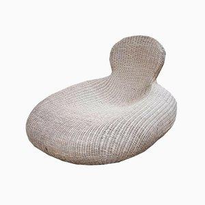 Silla estilo Lounger Mid-Century de Carl Öjerstam para Ikea