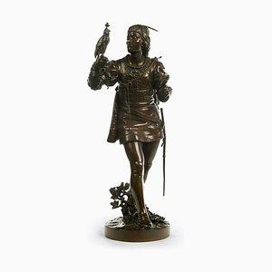 Eutrope Bouret, Bronze, (1833 - 1906)