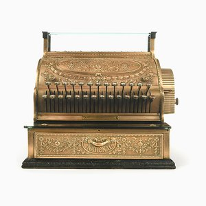 Late 19th Century Cash Register