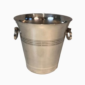 Silver Plated Champagne Bucket, 1930s