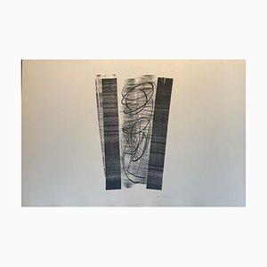 Hans Hartung, Lithografie, Farandoles V, 1971