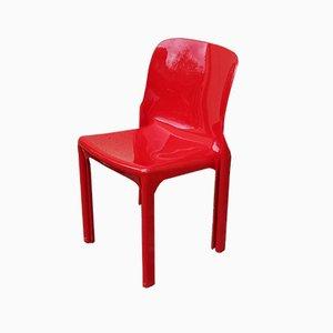 Selene Stühle von Vico Magistretti für Artemide, 1960er
