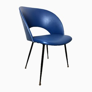 Mid-Century Italian Side Chair by Gastone Rinaldi, 1950s
