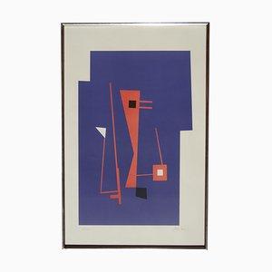Carmelo Arden Quin, Original Lithograph