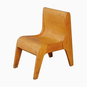 Children Prototype Chair by Pierluigi Ghianda, 1960s