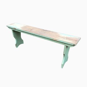 French Fir Farmer's Bench, 1920s