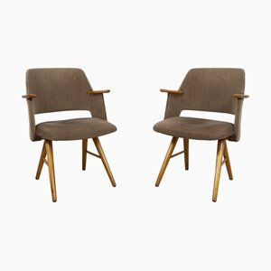 Model FE30 Dining Chairs by Cees Braakman for Pastoe, 1950s, Set of 2