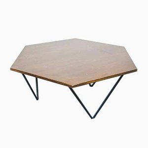 Isa Coffee Table by Gio Ponti for ISA Bergamo, 1950s