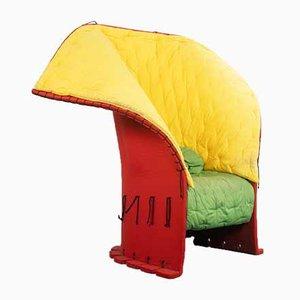 Vintage Lounge Chair by Gaetano Pesce for Cassina, 1980s