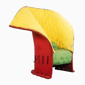 Fauteuil Vintage par Gaetano Pesce pour Cassina, 1980s