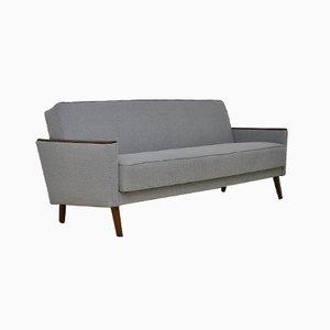 Mid-Century 3-Seater Sofa Bed, 1960s