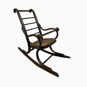 Childrens Rocking Chair from Thonet, 1920s