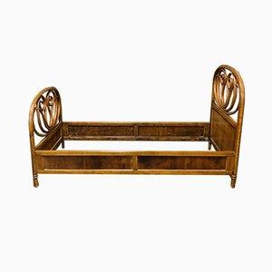 Sofá cama antiguo de Thonet