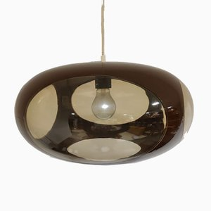 Space Age Bugeye Ceiling Lamp, 1960s