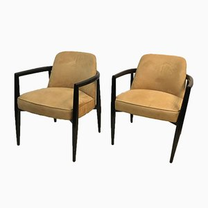 Vintage Club Chairs by Maurice Bailey, Set of 2
