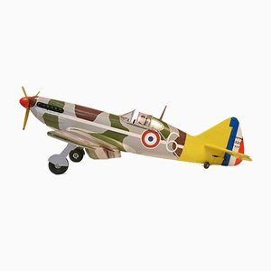 Scale Model of Spitfire, 1960