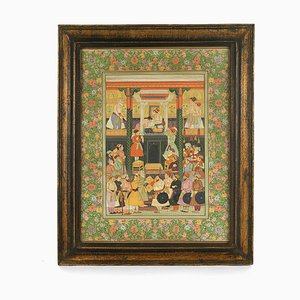 Indische Malerei, 19. Jh