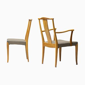 Dining Chairs Set from Nordiska Kompaniet