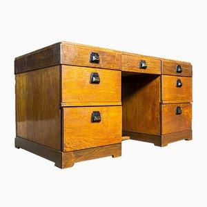 Art Deco Double Desk, 1930s