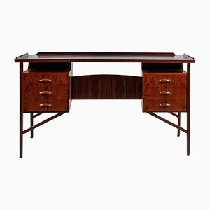 Rosewood Desk by Svend Aage Madsen, 1960s