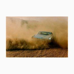 Richard Heeps, Buick im Staub Iii, Farbfotografie, 2000