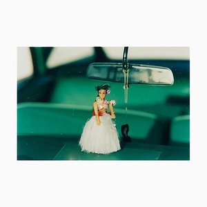Hula Doll, Las Vegas - American Pop Art Color Photography 2001