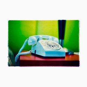 Téléphone III, Ballantines Movie Colony, Palm Springs - Photo couleur de l'intérieur 2002