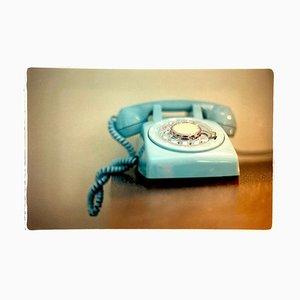 Téléphone VII, Ballantines Movie Colony, Palm Springs - Photo couleur de l'intérieur 2002