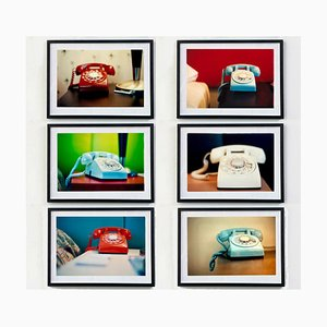 Telephone Six, Ballantines Film Colony, Palm Springs - Interior Color Photo 2002