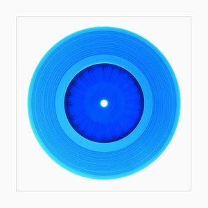 B-seitige Vinyl-Sammlung, gedruckt in den Vereinigten Staaten - Pop-Art-Farbfotografie 2016