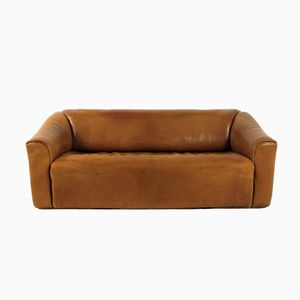DS 47 Three Seater Buffalo Leather Sofa from De Sede, 1970s