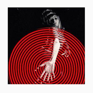 The Feeling - Surrealist Collage Kunstdruck 2019