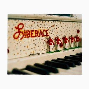 Liberace Klavier, Las Vegas - Amerikanische Pop Art Farbfotografie 2001