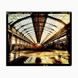 Fabrik Spine, Lambrate, Mailand - Italian Urban Architectural Color Photography 2018