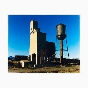 Railroad Depot, Ely Nevada, 2003 - Nach dem Goldrausch - Architecture Photo 2003
