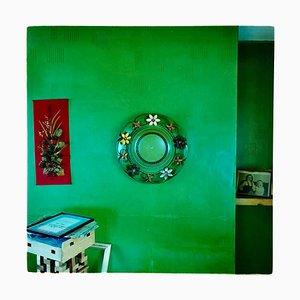 Mirror, Manea - Vintage Interior British Color Photography 1986
