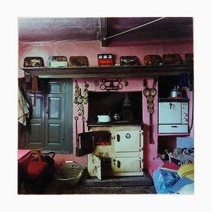 Rayburn, Manea - Britische Vintage Farbfotografie 1986