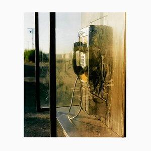 Call Box, Salton City, California - American Color Photography 2003