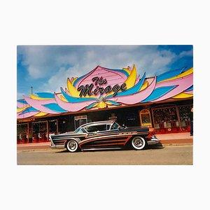 The Mirage, Norfolk - Vintage Car Color Photography 1999