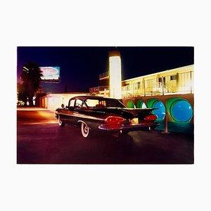 Patricks Bel Air, Las Vegas - American Car Color Photography 2001