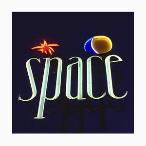 Space, Ibiza, the Balearen - Contemporary Colour Sign Photography 2016
