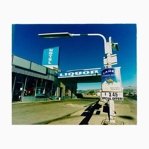 Liqour, Ely, Nevada - American Color Photography 2003