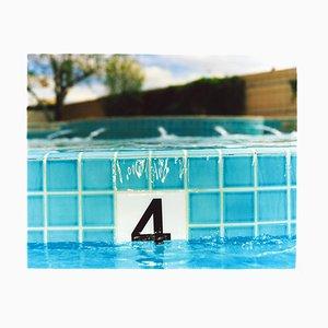 4ft, El Morocco Pool, Las Vegas, Nevada - American Color Photography 2001