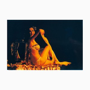 Burlesque Series, Boudoir II, Tease-o-rama, Hollywood, Los Angeles - Farbfoto 2003