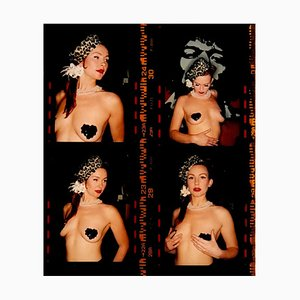Burlesque Series, Sophie Sequence, the Whoopee Club, London, 2003