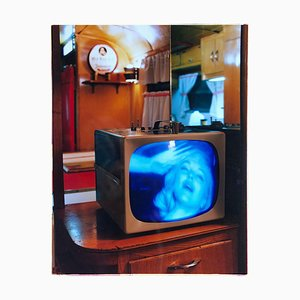 Dream In Color Series, Some Like It Hot, Bisbee, Arizona - Color Photography 2001