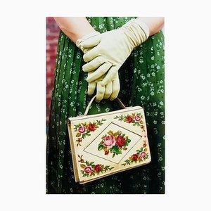 Gants & Handbag, Goodwood, Chichester - Féminin Fashion, Photographie Couleur 2001